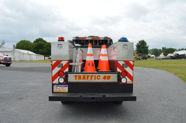 South Newton Township PA Traffic 49 5