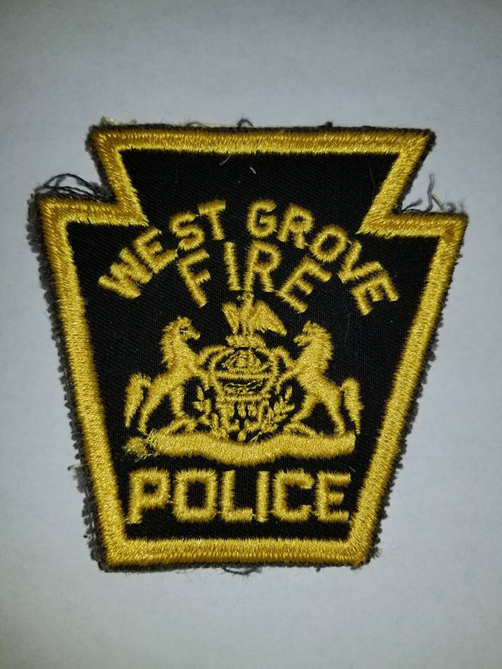 West Grove PA Fire Police