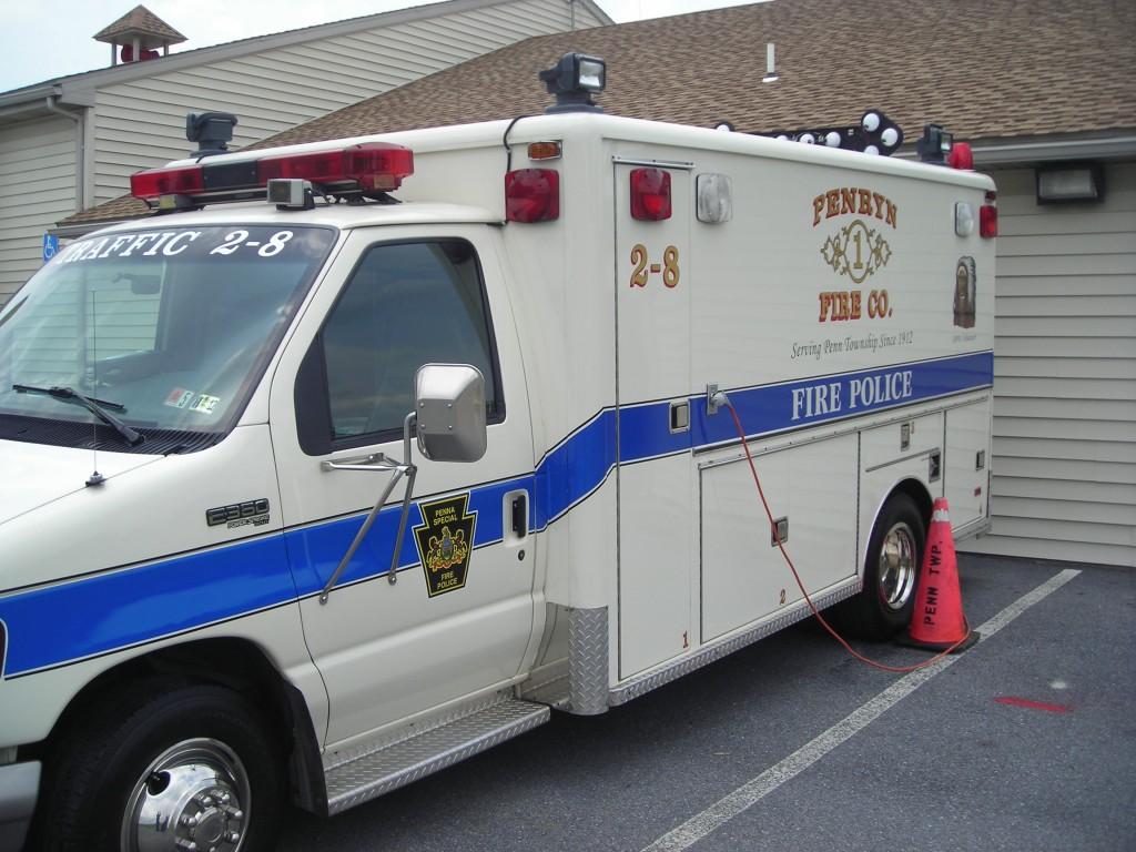 Penryn Fire Co. Traffic 28 1