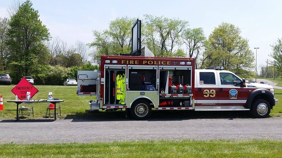 Bloomsburg Fire Company Fire Police Unit 39 2