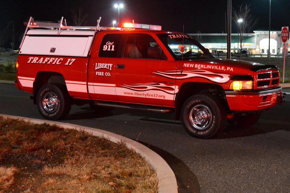 Liberty Fire Company of New Berlinville - Traffic 17