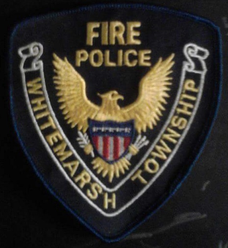Whitemarsh Township PA Fire Police 3