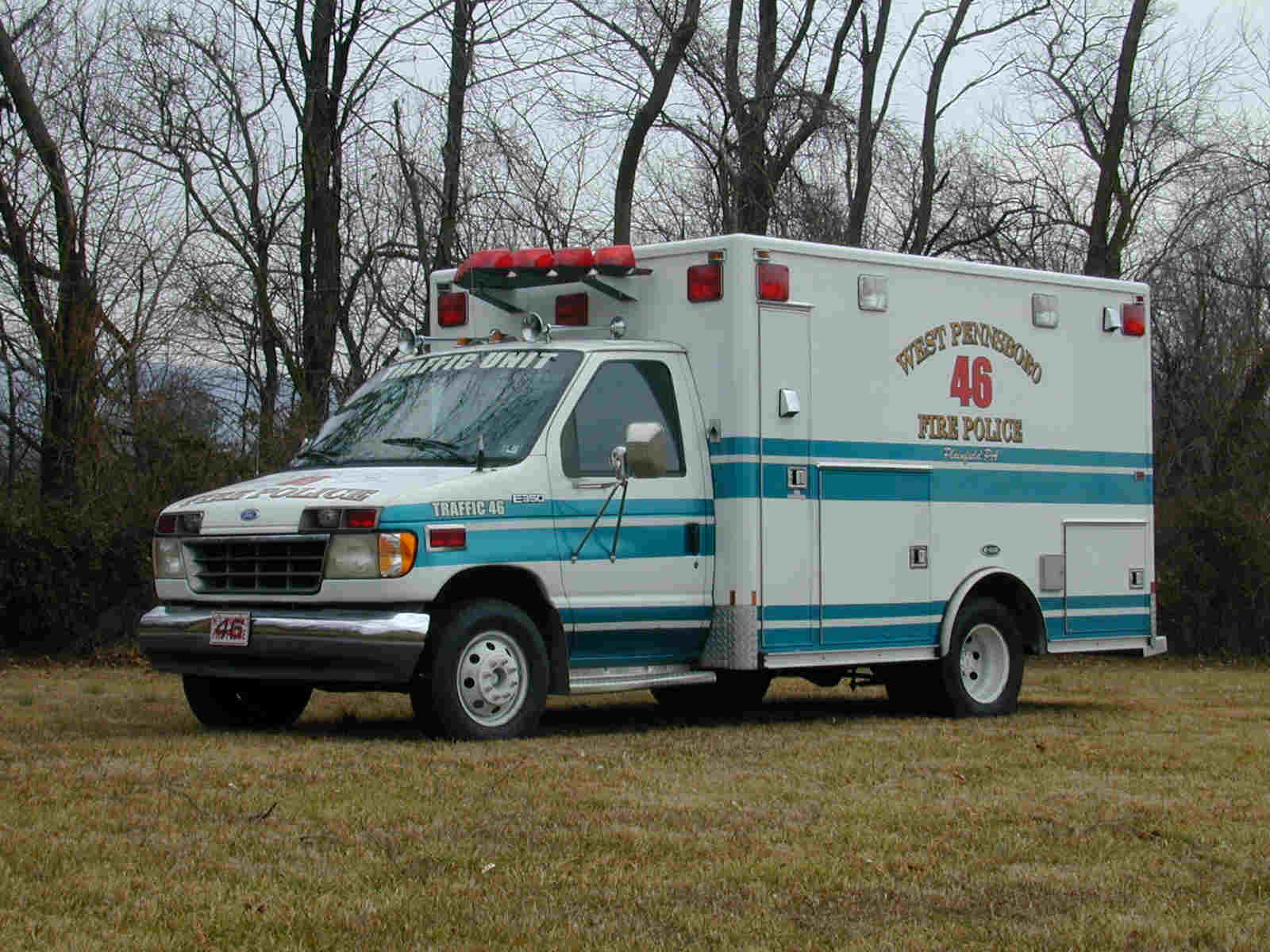 West Pennsboro Township, Cumberland County Traffic 46