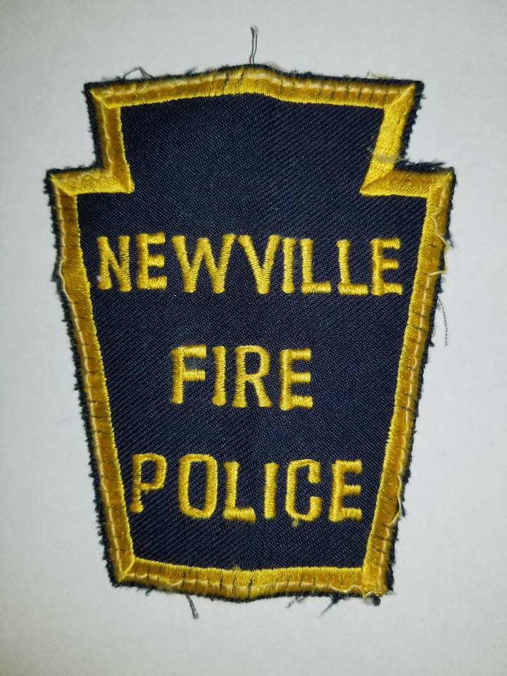 Newville PA Fire Police 1