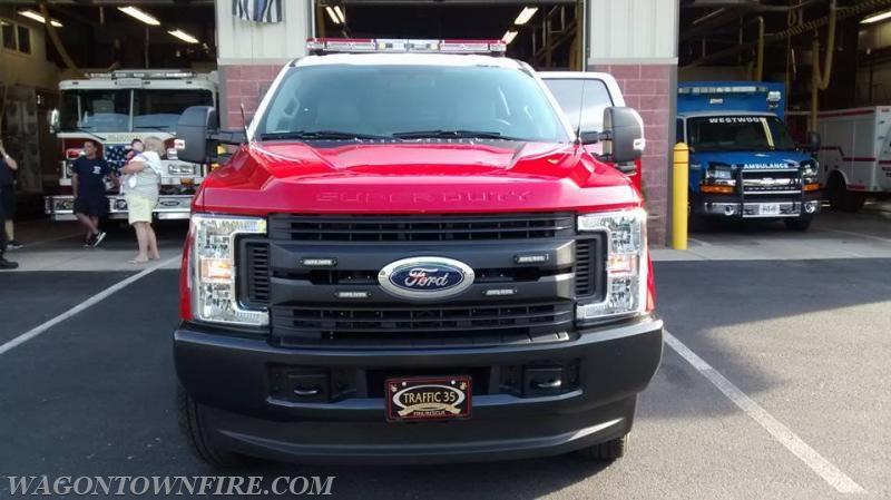 Wagontown Volunteer Fire Company PA Traffic 35 2