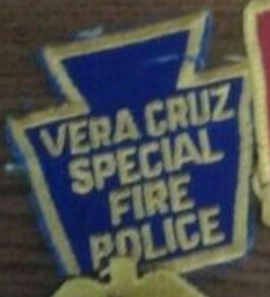 Vera Cruz Special Fire Police PA