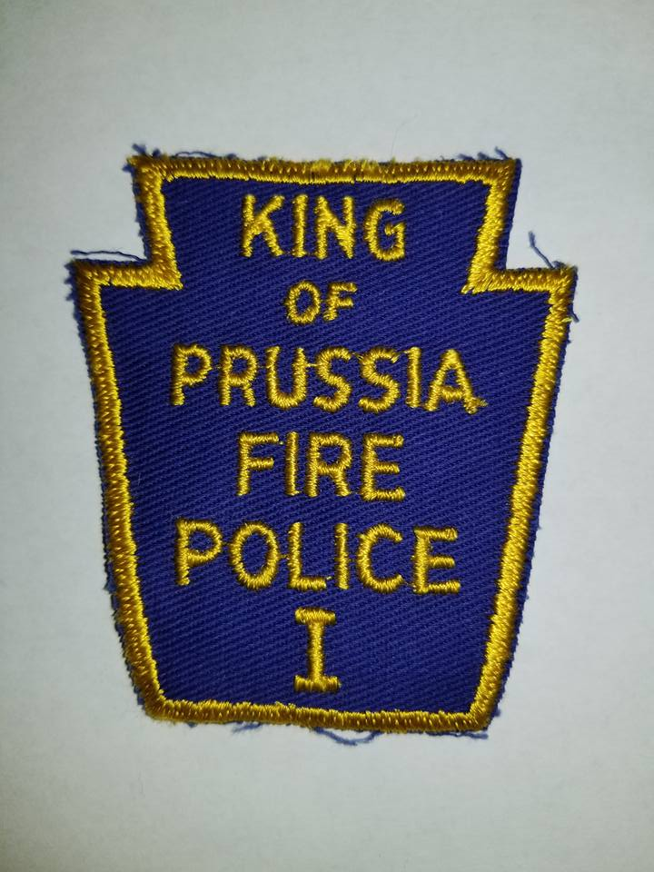 King of Prussia PA Fire Police 1