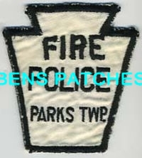 PARKS TOWNSHIP FIRE POLICE PA