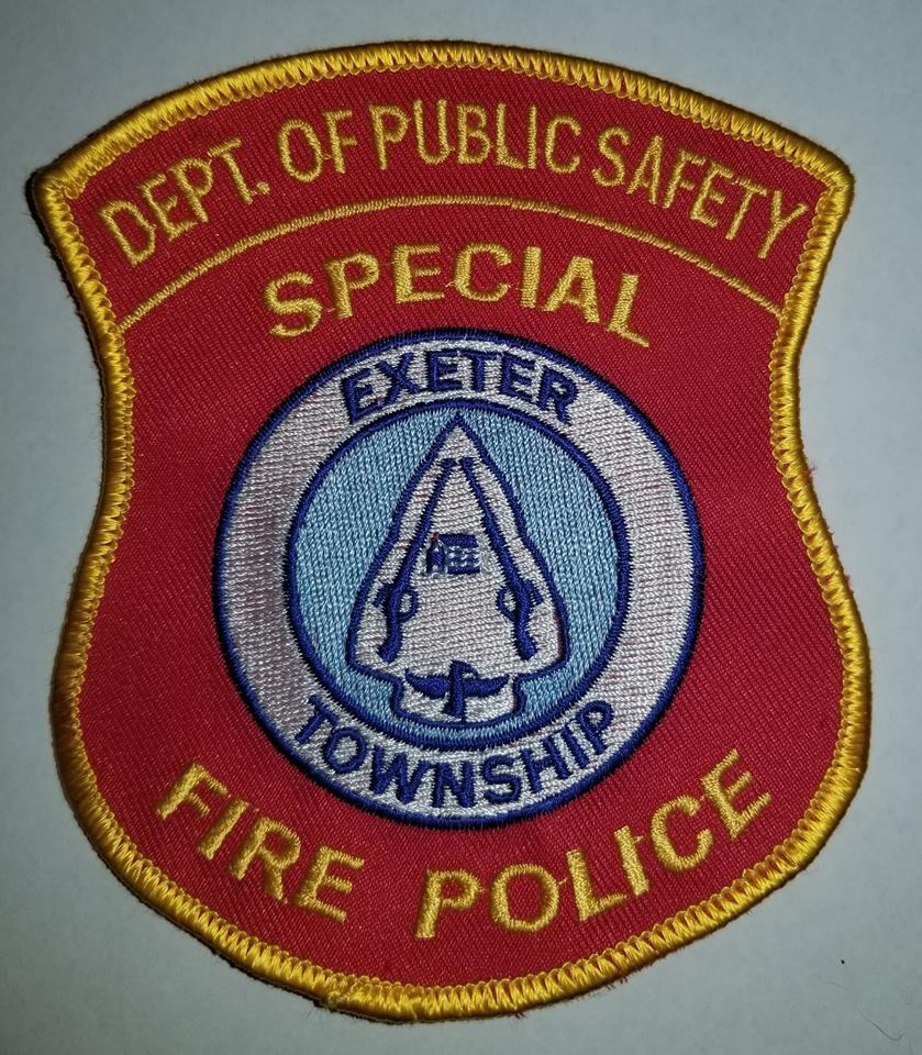 Exeter Township Special Fire Police PA