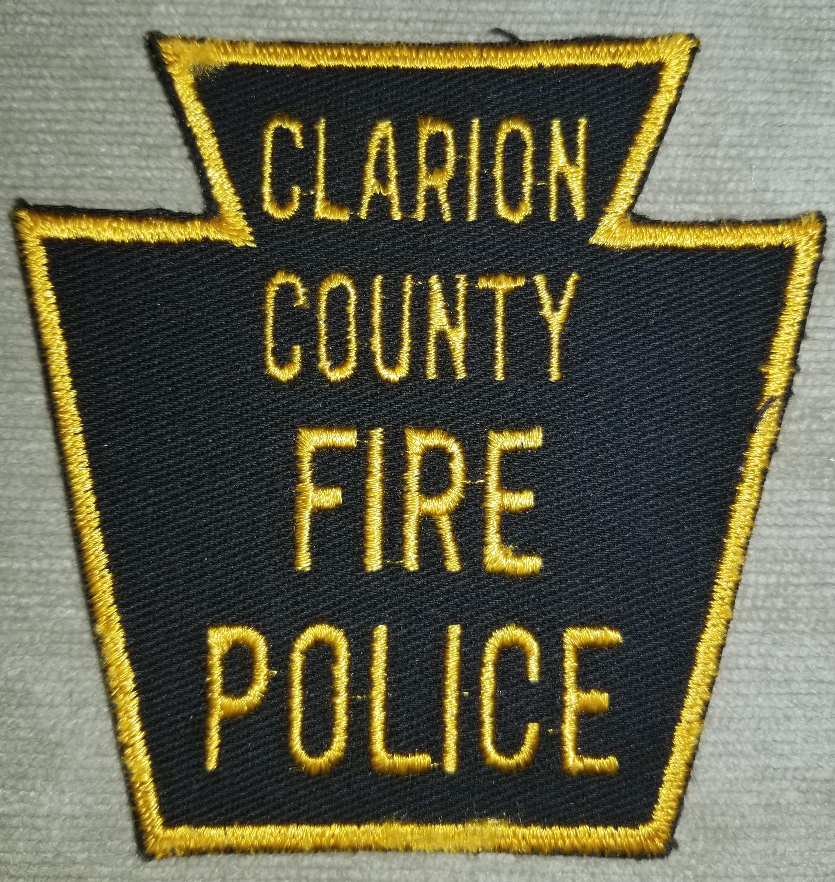 Clarion County Fire Police PA
