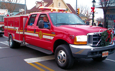 WILLOW GROVE FIRE COMPANY - Traffic 10