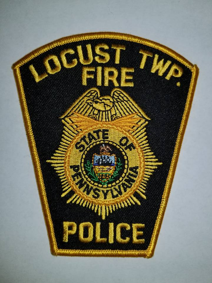 Locust Township PA Fire Police
