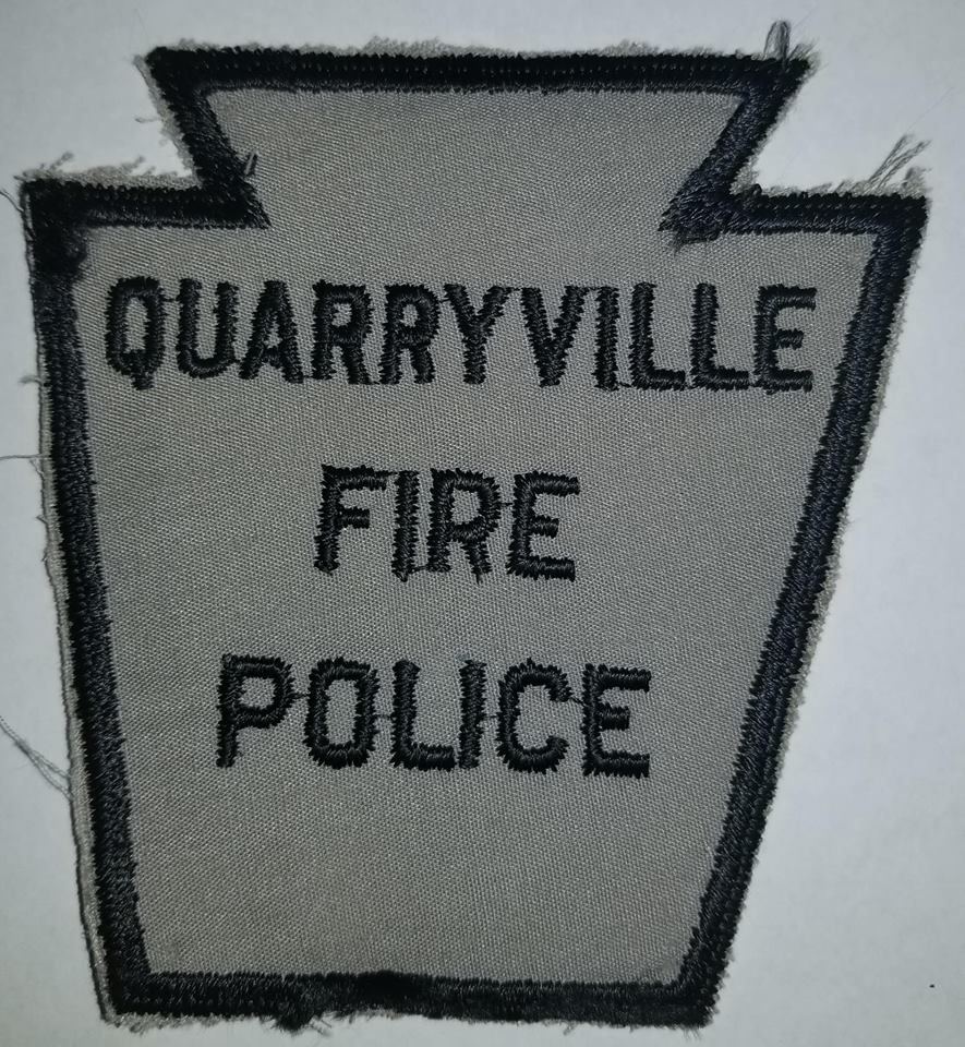 Quarryville PA Fire Police