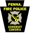 Somerset Cambria Fire Police