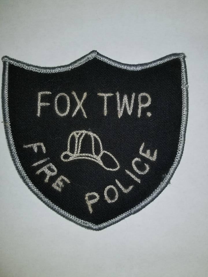 Fox Township PA Fire Police