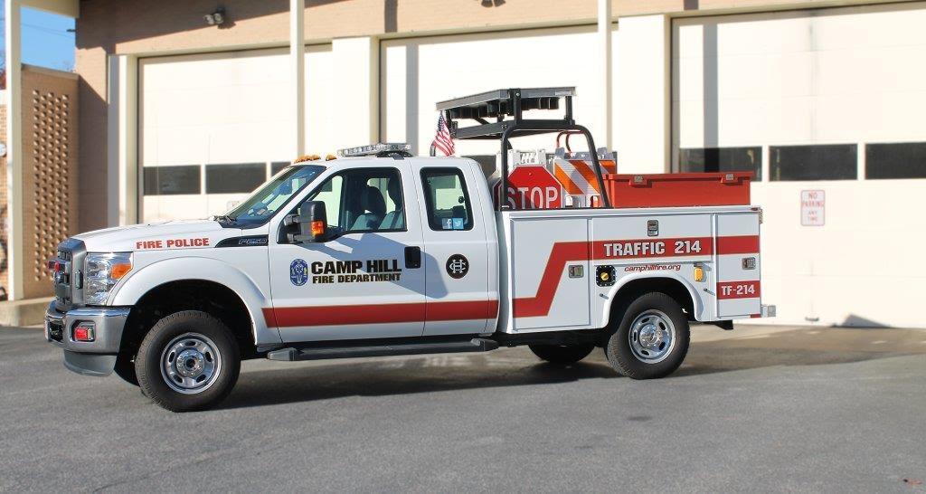 Camp Hill Fire Department Traffic 214