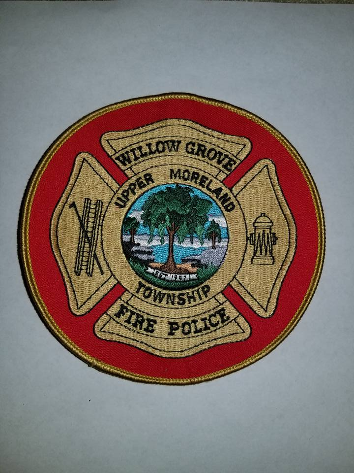 Willow Grove Upper Moreland Township PA Fire Police
