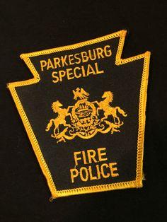 Parkesburg PA Special Fire Police