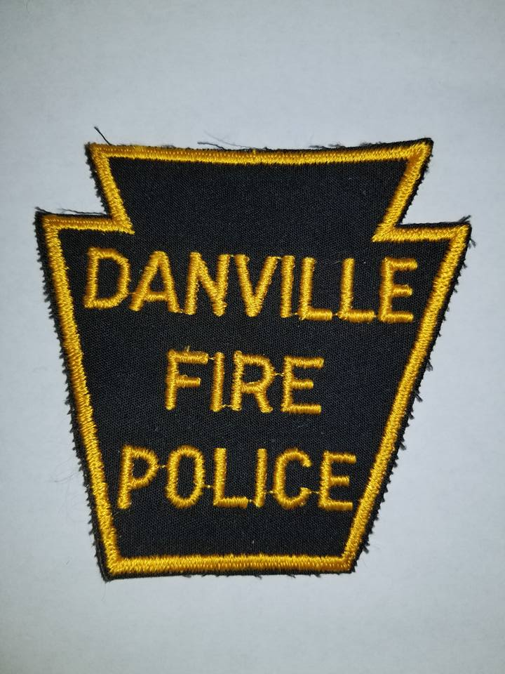 Danville PA Fire Police