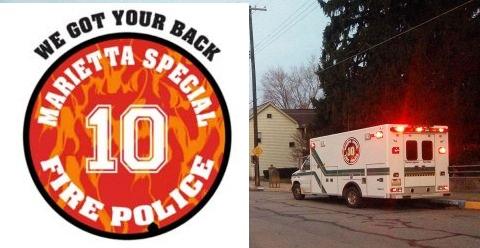 Marietta PA FIRE POLICE Unit 10
