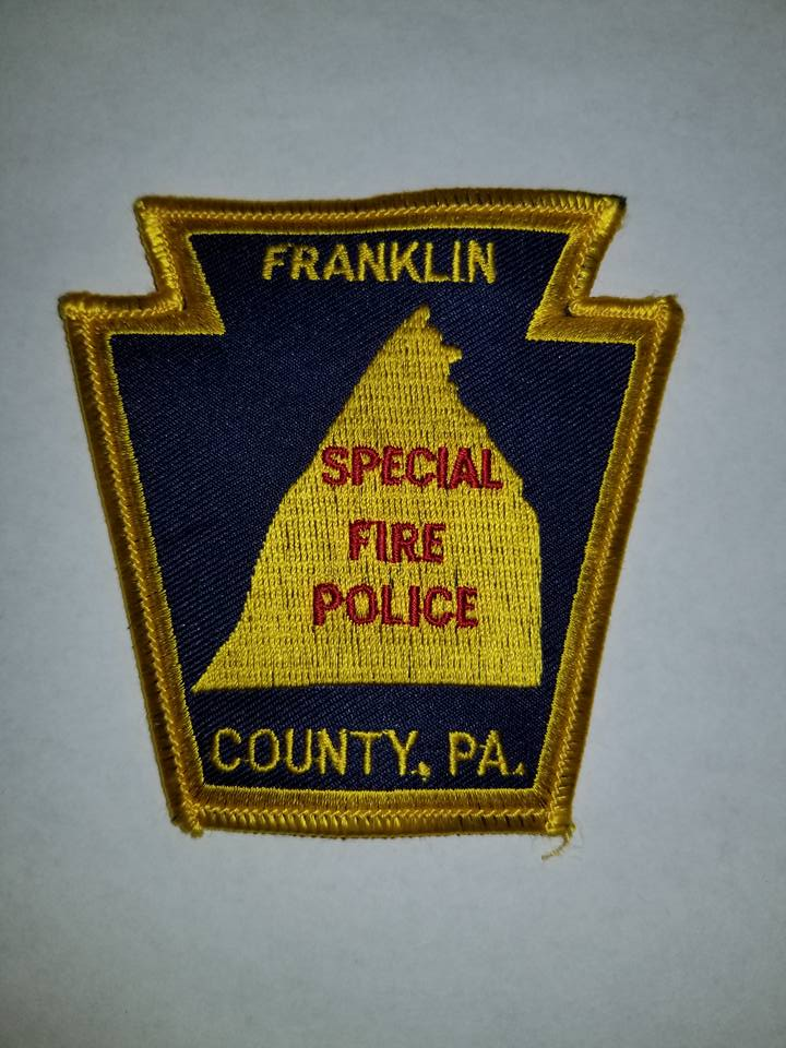 Franklin County PA Special Fire Police