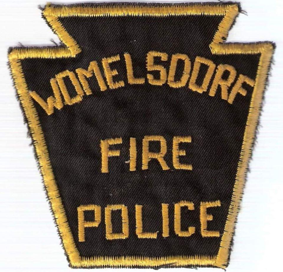 Womelsdorf Fire Police PA