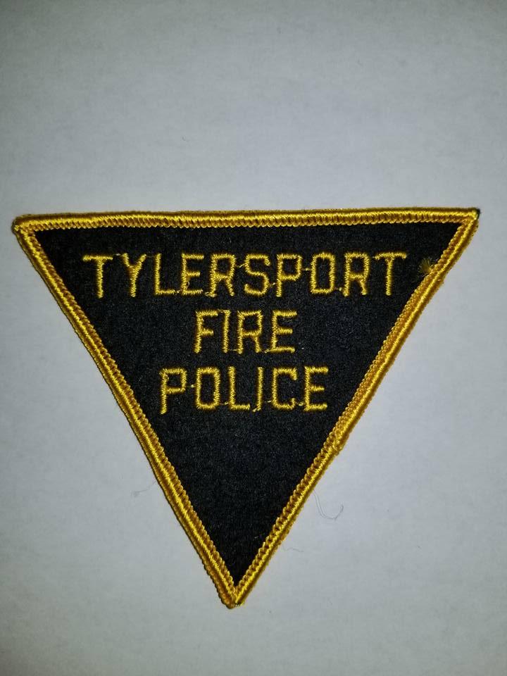 Tylersport PA Fire Police 2