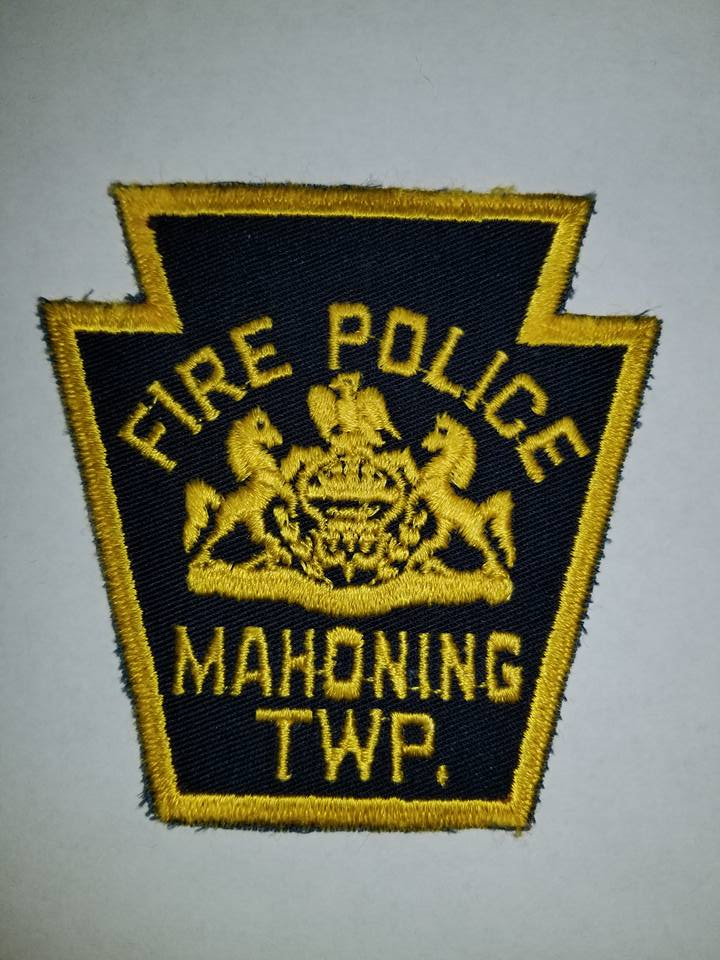 Mahoning Township PA Fire Police