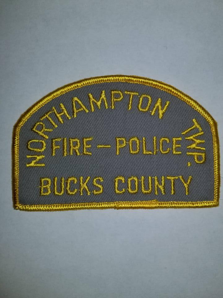 Northampton Township Bucks County PA Fire Police