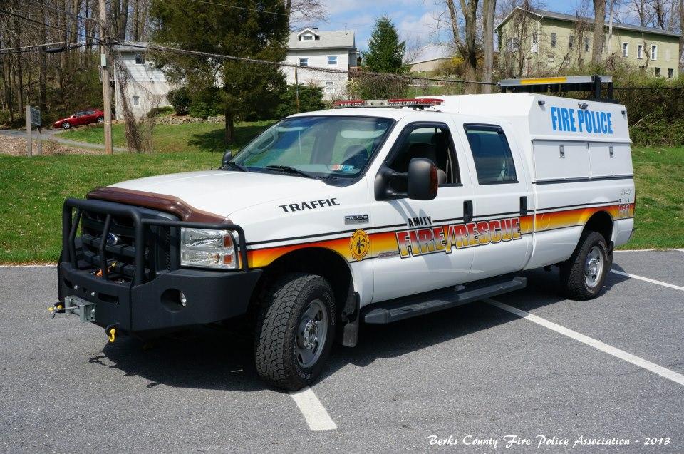 Amity Fire Company - Traffic 49 2