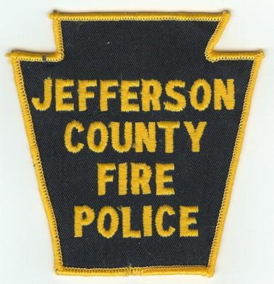 Jefferson County Fire Police
