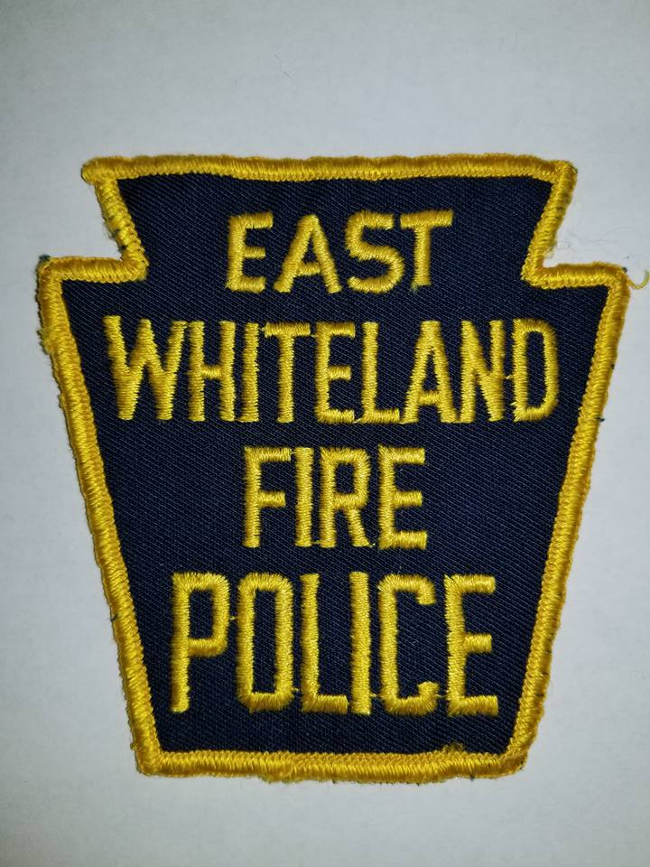 East Whiteland PA Fire Police 1
