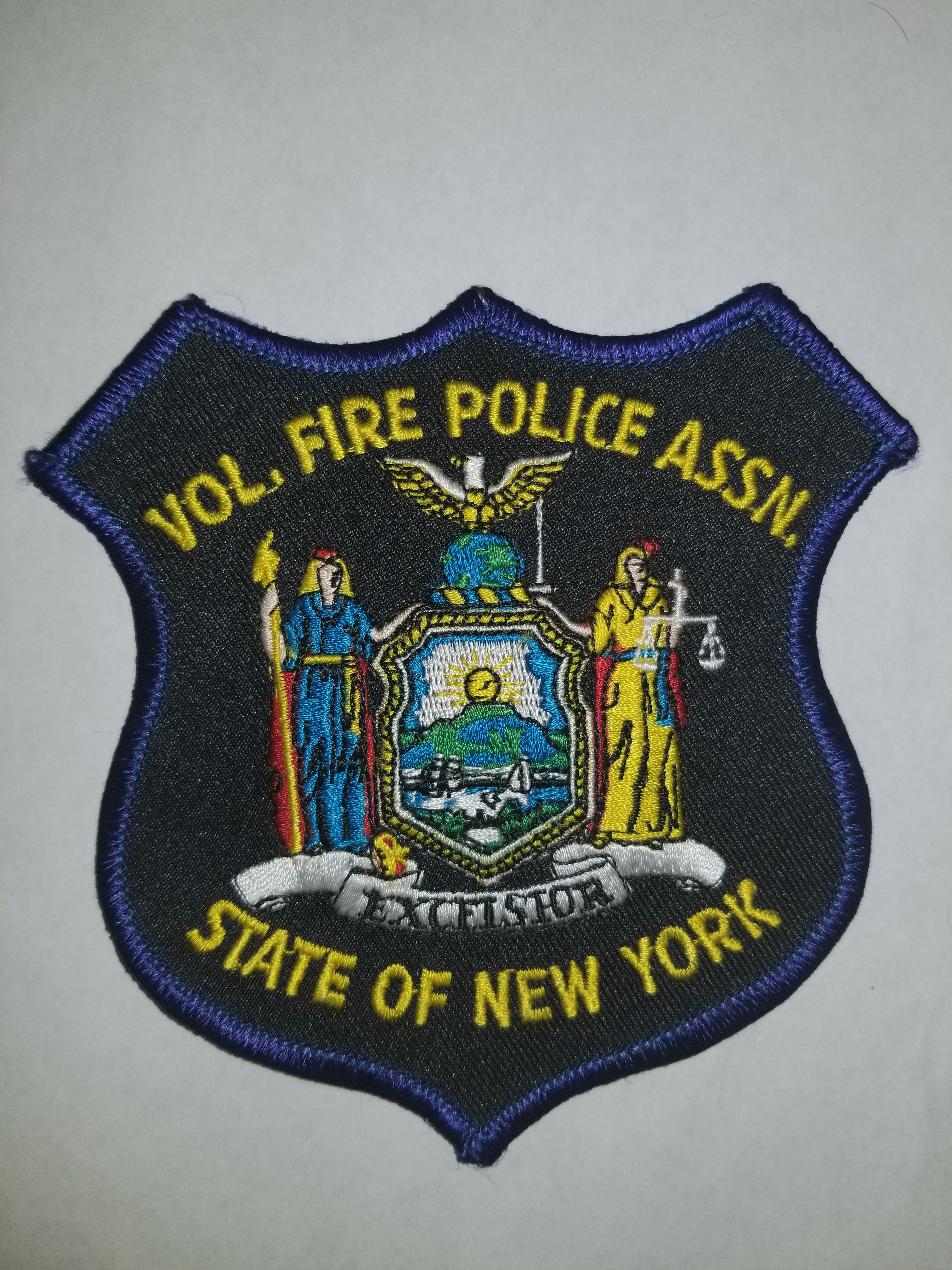 Volunteer Fire Police Association State Of New York