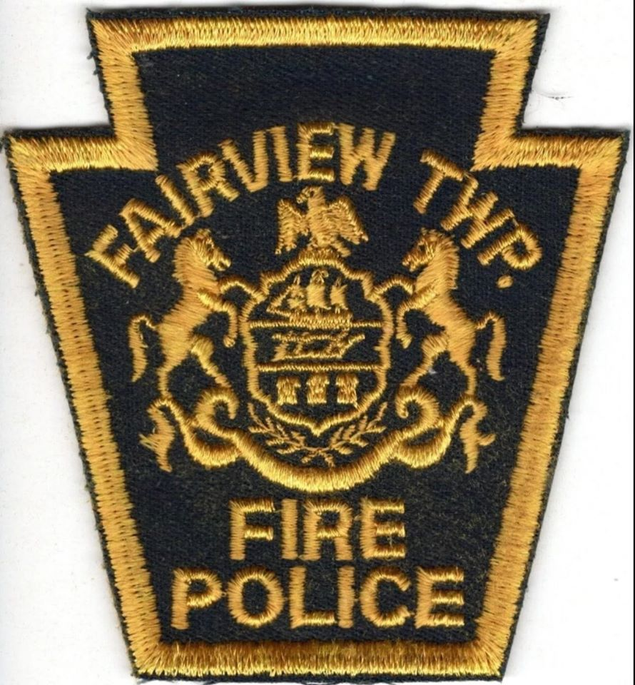 Fairview Township Fire Police PA