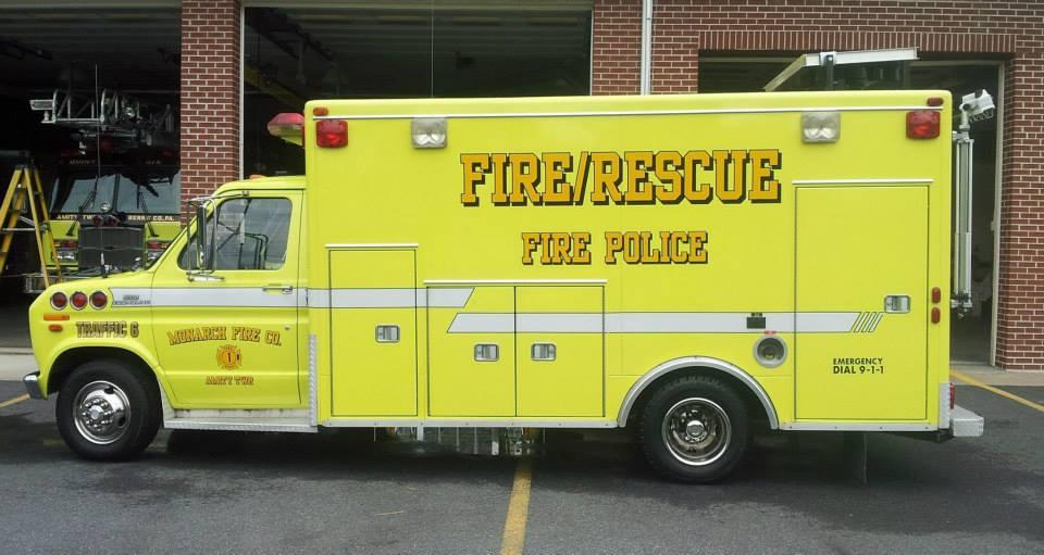 Monarch Fire Co. Traffic 6