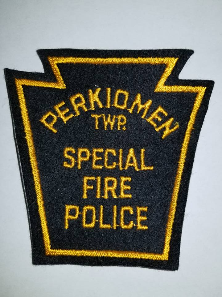 Perkiomen Township PA Special Fire Police 1