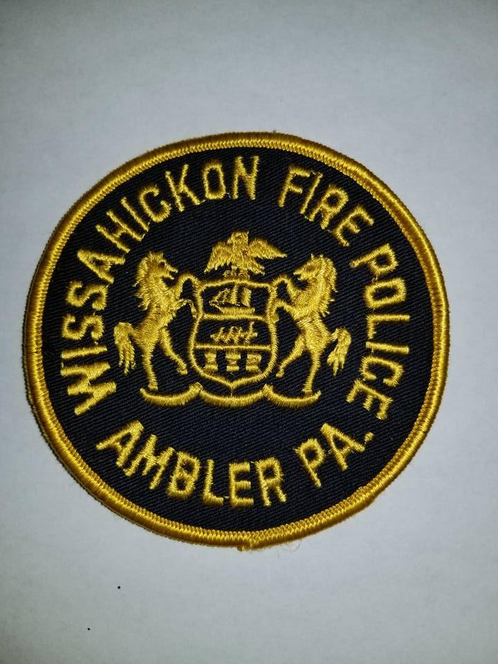 Wissahickon Ambler PA Fire Police