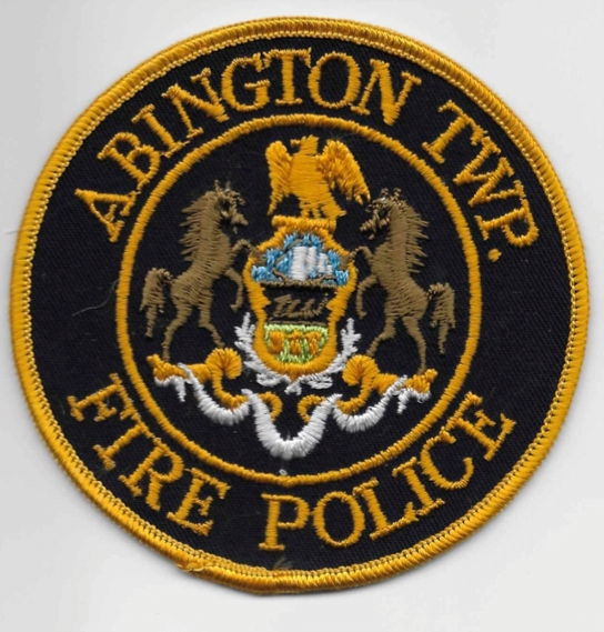 Abington Township Fire Police PA