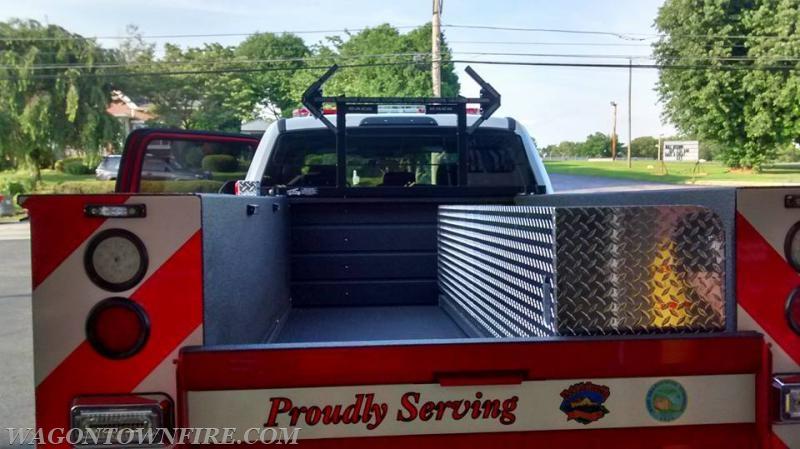Wagontown Volunteer Fire Company PA Traffic 35 3