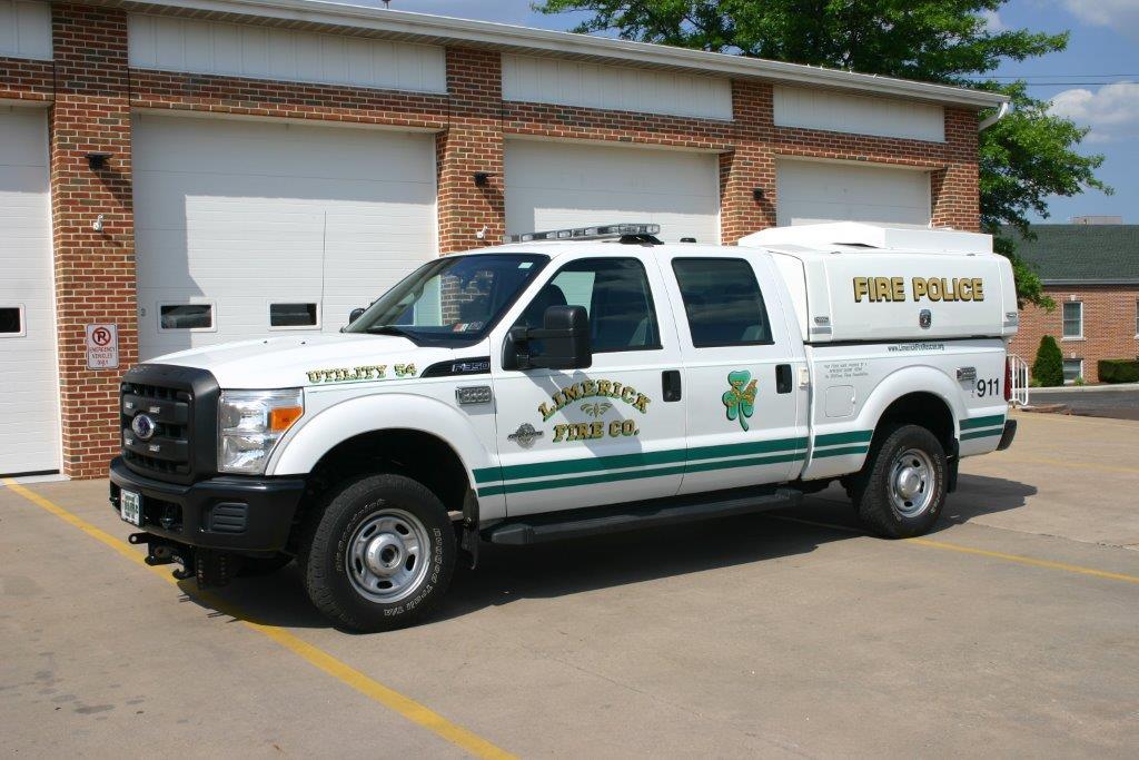 Limerick Fire Company - Montgomery County PA - Utility-Traffic 54