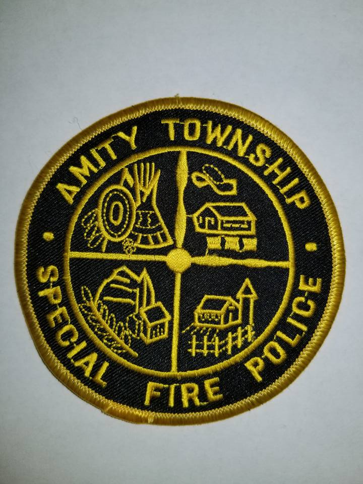 Amity Township PA Special Fire Police