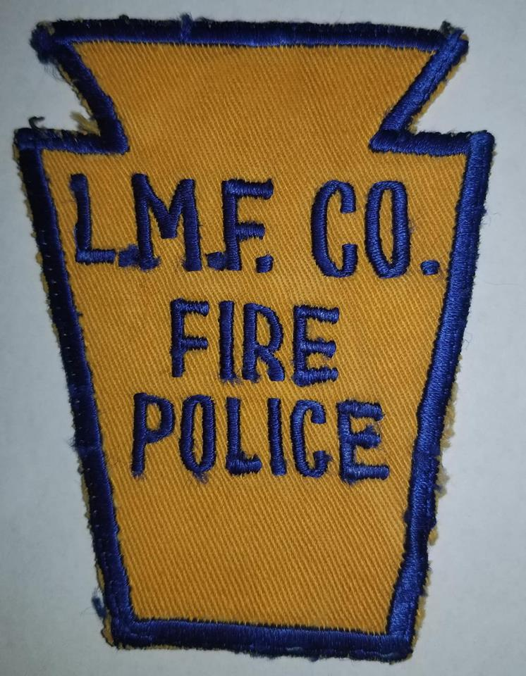 Lower Merion Fire Company Fire Police PA