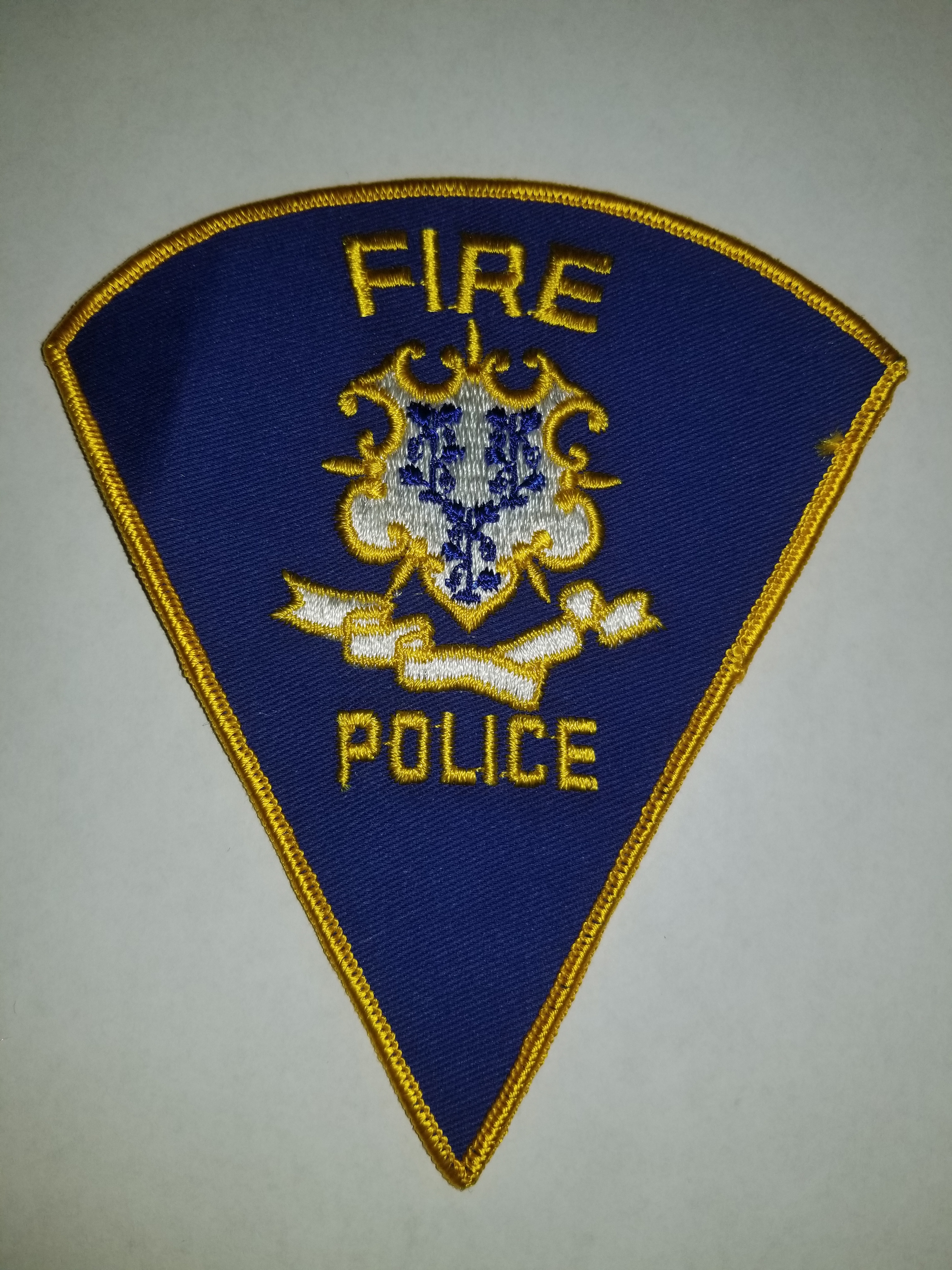 Connecticut Fire Police