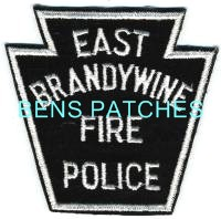 East Brandywine PA Fire Police