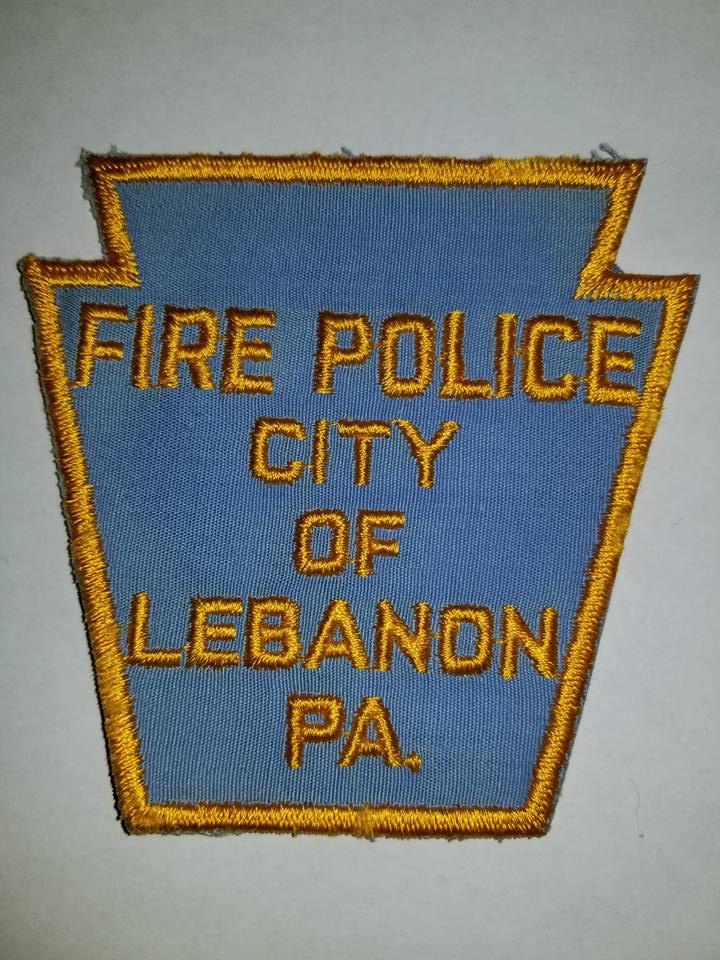 Lebanon City PA Fire Police
