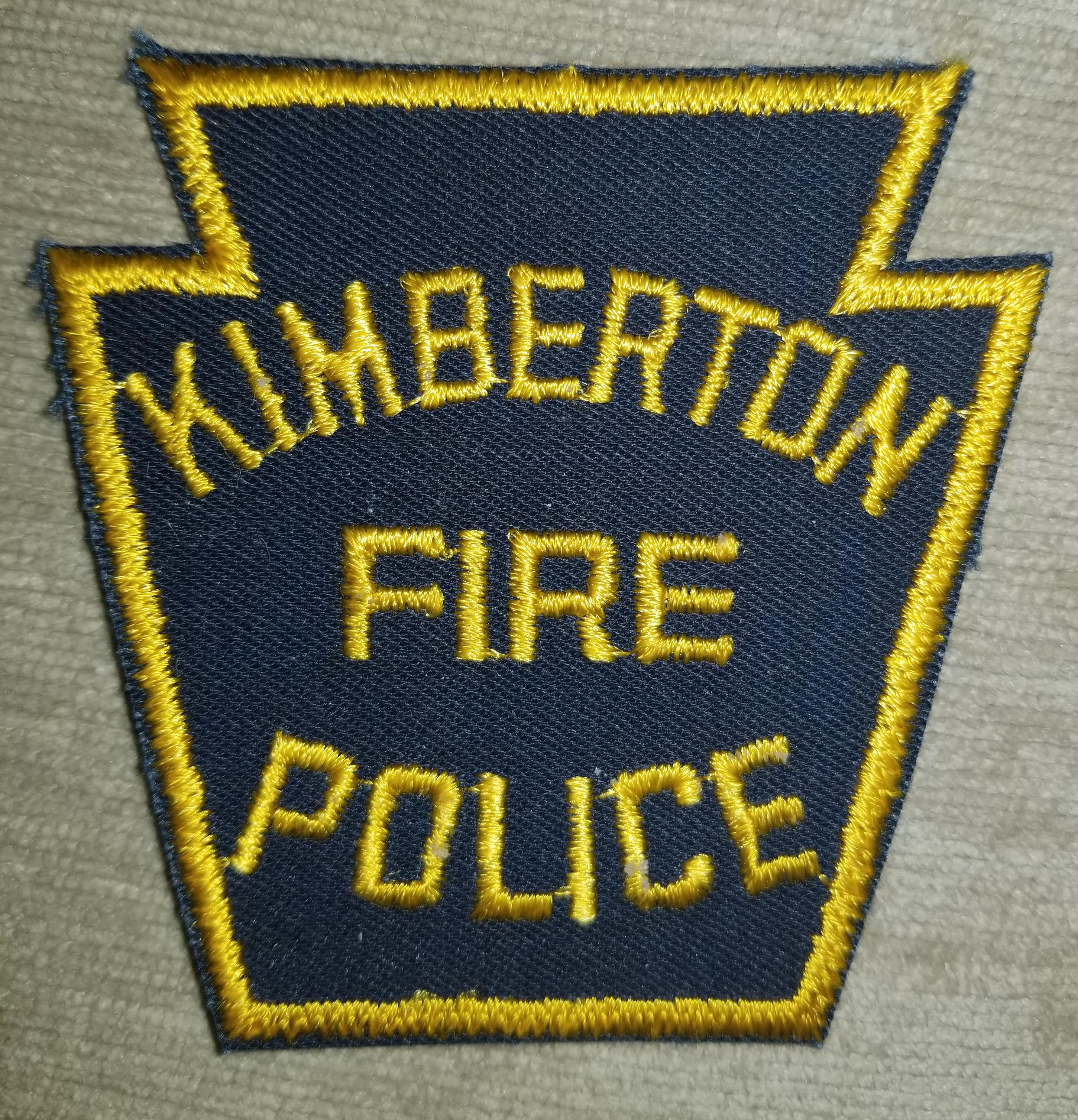 Kimberton Fire Police PA