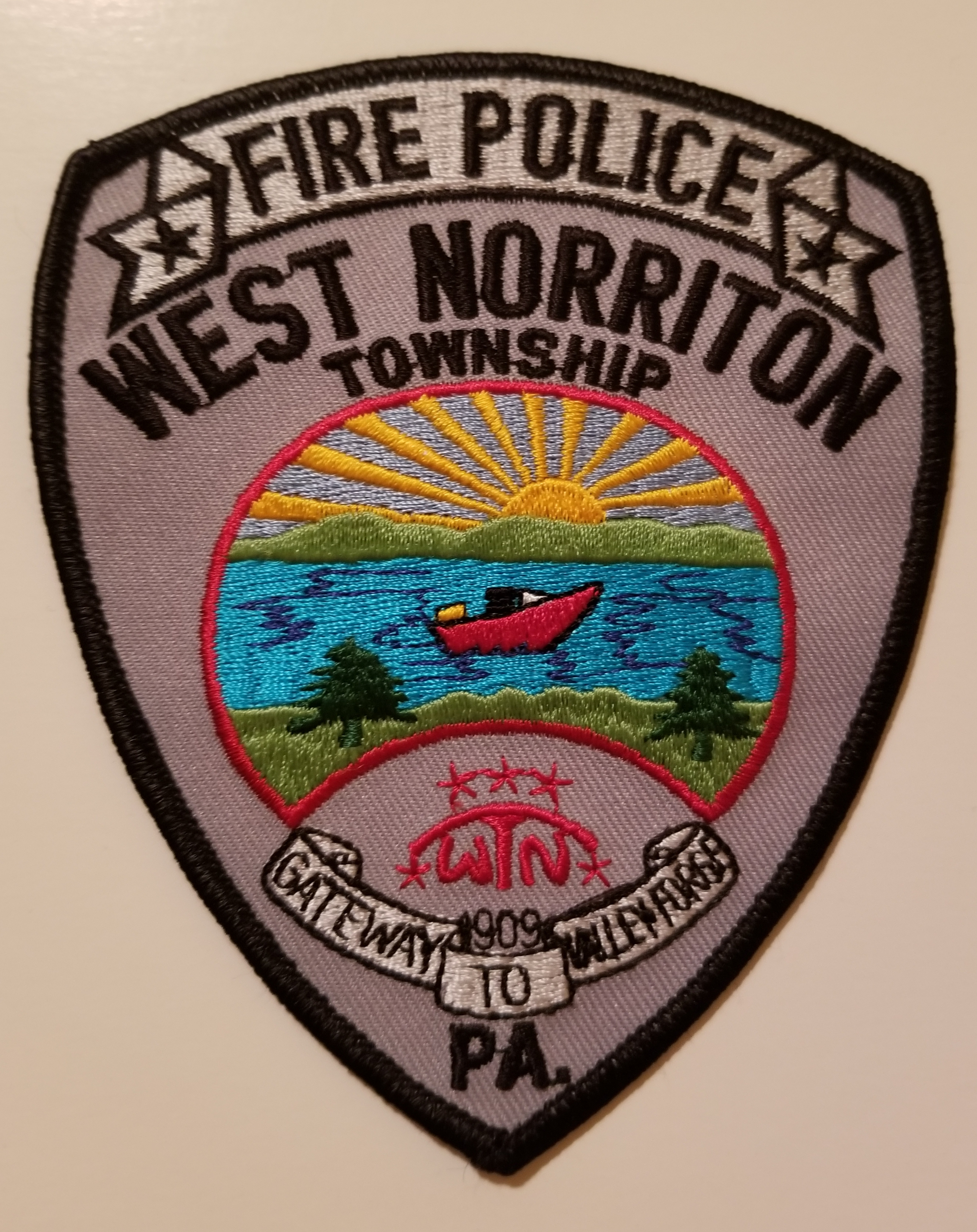 West Norriton Township Fire Police PA