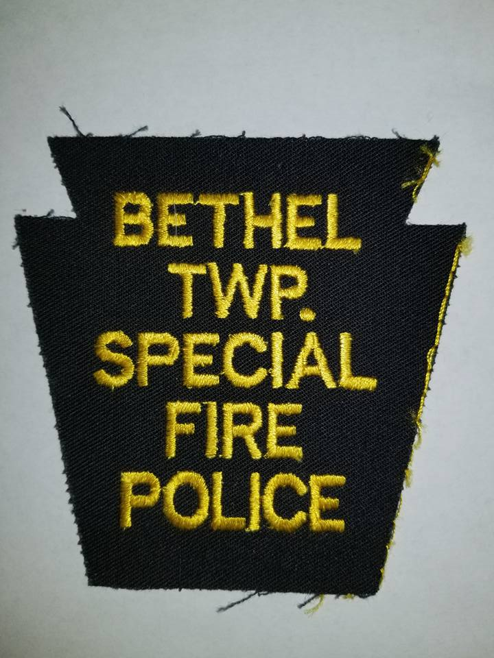 Bethel Township PA Fire Police