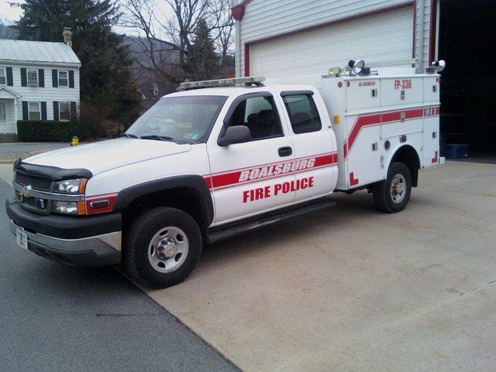 Boalsburg Fire Co. Boalsburg Harris Towsnhip Centre County PA Firepolice-336