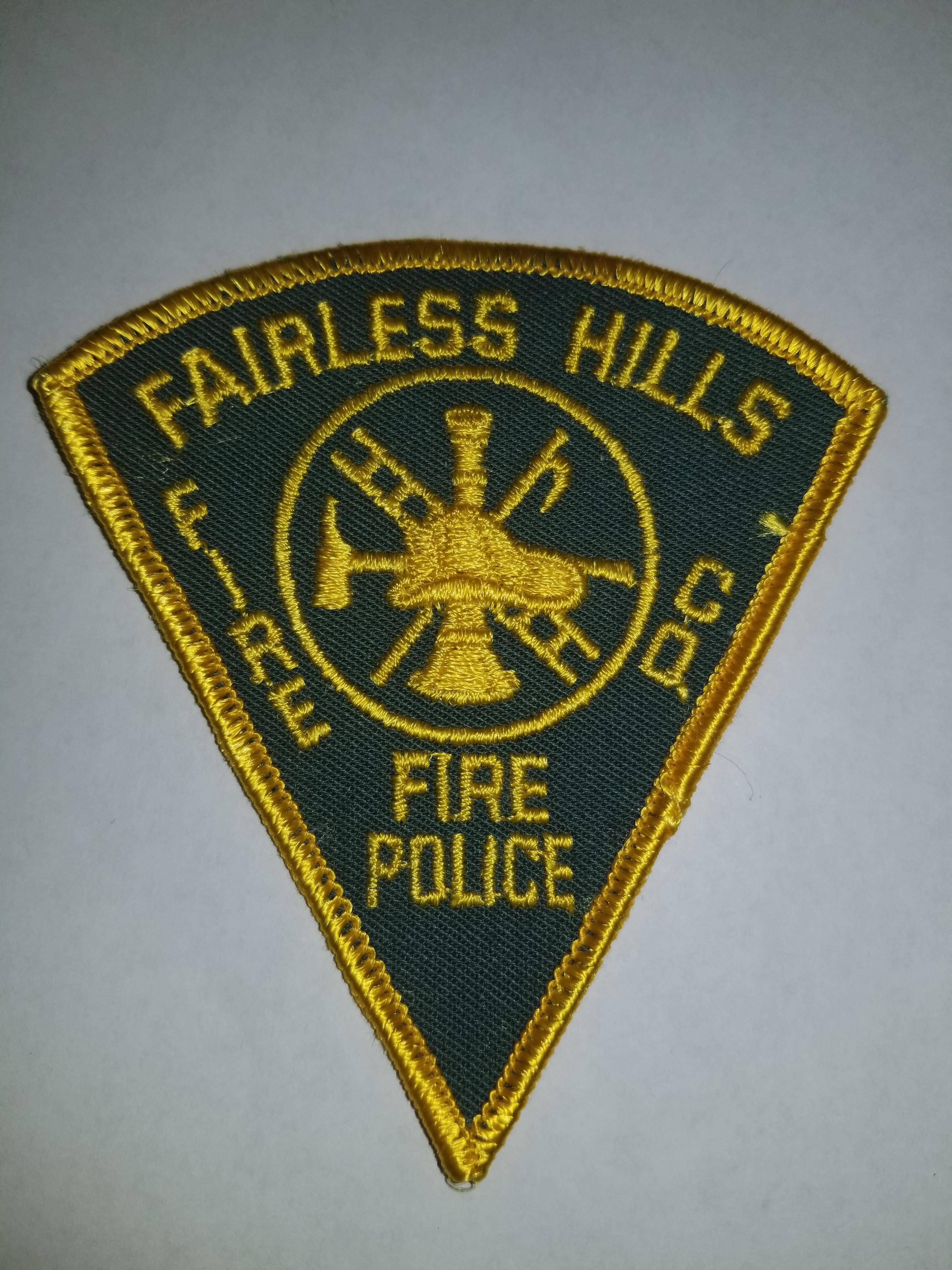 Fairless Hills Fire Co. Fire Police